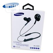 Samsung Mj-6699 Dual-Ear Wireless Bluetooth Sports Headphones | Headphones for sale in Lagos State, Ikeja