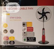 "Century 18"" Rechargeable Fan With Remote Control - On Promo Price 