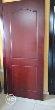Mid Brown Polished Solid Doors | Doors for sale in Lagos State, Orile