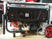 Maxmech Petrol Generators Max 5200 E 4.5 Kva Key Starter | Electrical Equipment for sale in Lagos State, Ojo