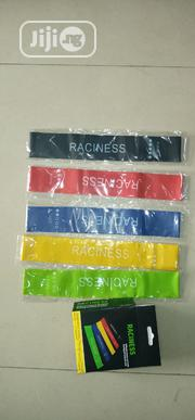 5in1 Resistant Band Is Available   Sports Equipment for sale in Lagos State, Surulere