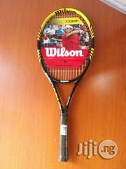 Graphite Wilson Lawn Tennis Racket   Sports Equipment for sale in Lagos State, Surulere