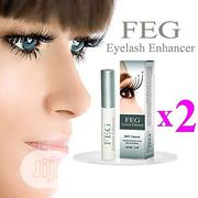 Beauty FEG Eyelash Growth Liquid Eyelash Enhancer | Makeup for sale in Lagos State, Lekki Phase 2