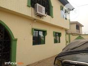Decent Mini Flat for Rent at AIT,Kola,Alagbado,Lagos | Houses & Apartments For Rent for sale in Lagos State, Alimosho