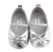 Baby Girl Dressy Silver Ballerina Prewalker Shoes | Children's Shoes for sale in Rivers State, Port-Harcourt