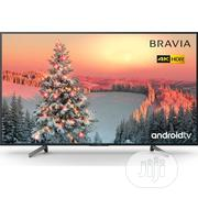 Sony 55'' Uhd 4K Androind Smart Tv-55x8000 New Model+1 Year Warranty | TV & DVD Equipment for sale in Enugu State, Enugu