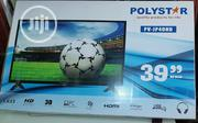 Polystar LED TV 39 Inches(Pv-Jp40hd) | TV & DVD Equipment for sale in Kwara State, Ilorin East
