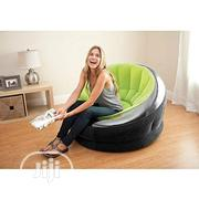Intex Leather Colorful Round Sofa Chair | Furniture for sale in Cross River State, Calabar