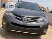 Toyota RAV4 2014 LE 4dr SUV (2.5L 4cyl 6A) Gray | Cars for sale in Abuja (FCT) State, Jahi