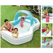 Intex Best Hard Leather Family Cabana Swim Center Pool | Babies & Kids Accessories for sale in Lagos State, Ojodu