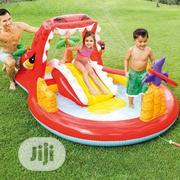 Intex Home/School Happy Dino Play Center Pool for Kids With Toys | Toys for sale in Akwa Ibom State, Uyo