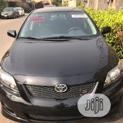 Toyota Corolla 2010 Black   Cars for sale in Lagos State, Lekki Phase 1