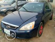 Honda Accord 2004 Blue | Cars for sale in Lagos State, Lagos Mainland