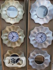 Mirror And Clock Set | Home Accessories for sale in Lagos State, Lagos Island
