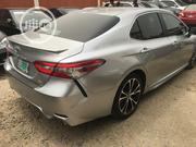 Toyota Camry 2018 SE FWD (2.5L 4cyl 8AM) Silver | Cars for sale in Lagos State, Ikeja