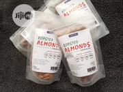 Roasted Almond Unsalted - 200g   Feeds, Supplements & Seeds for sale in Lagos State, Magodo