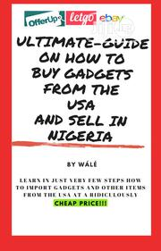 How To Buy Gadgets Cheap From USA | Books & Games for sale in Lagos State, Yaba