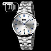 Skmei Stainless Steel Women Wristwatch | Watches for sale in Lagos State, Lagos Mainland