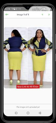 New Female Turkey Chiffon Top and Skirt | Clothing for sale in Lagos State, Amuwo-Odofin