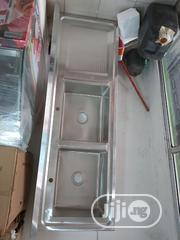 Sink Table. Stainless Steel. High Quality | Restaurant & Catering Equipment for sale in Abuja (FCT) State, Maitama