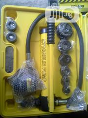 Original Hydraulic Set Of Holesaw Cutters | Hand Tools for sale in Lagos State, Magodo