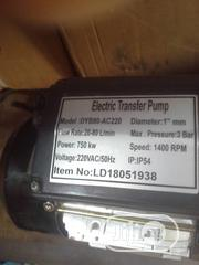 Original Electric Transfer Pump | Manufacturing Equipment for sale in Lagos State, Magodo