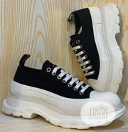 "Alexander Mcqueen Sneakers ""White/Black"" 