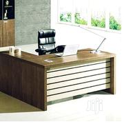 Polished Executive Office Table | Furniture for sale in Lagos State, Ojodu