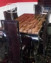 High Quality Six Seater Marble Dining Table | Furniture for sale in Lagos State, Surulere