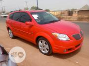 Pontiac Vibe 2006 AWD Red | Cars for sale in Kwara State, Ilorin West
