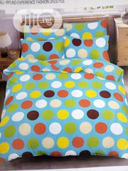 Duvet and Bedsheet + 4 Pillow Cases | Home Accessories for sale in Lagos State, Agege