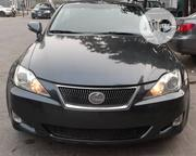 Lexus IS 2011 250 C Gray | Cars for sale in Lagos State, Lekki Phase 2