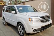 Honda Pilot 2012 White | Cars for sale in Lagos State, Maryland