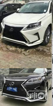 Lexus Rx350 Uograde Face-lift | Vehicle Parts & Accessories for sale in Lagos State, Ikeja