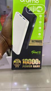 Oraimo 10,000 Mah Slim Powerbank | Accessories for Mobile Phones & Tablets for sale in Lagos State, Ojo