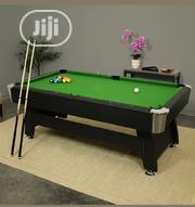 Standard Durable Snooker Table With Accessories | Sports Equipment for sale in Lagos State, Surulere