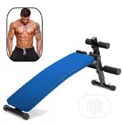 Quality Sit Up Bench for Weight Loss and Flat Tummy | Sports Equipment for sale in Lagos State, Ifako-Ijaiye