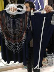 New Turkish Female Chiffon Top and Trousers | Clothing for sale in Lagos State, Lekki Phase 1