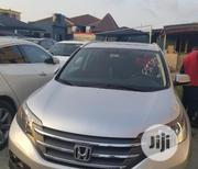 Honda CR-V 2013 LX 4dr SUV (2.4L 4cyl 5A) Silver | Cars for sale in Lagos State, Amuwo-Odofin
