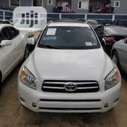 Toyota RAV4 2008 Limited V6 4x4 White | Cars for sale in Lagos State, Amuwo-Odofin