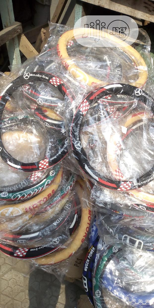Archive: Latest Steering Cover Different Car