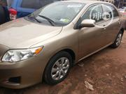 Toyota Corolla 2010 Gold | Cars for sale in Anambra State, Onitsha