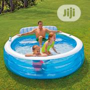 Intex 57190EP B01E0W4L58 Family Lounge Pool, 6x20x20, Blue | Sports Equipment for sale in Lagos State, Ojo