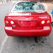 Toyota Corolla 2006 Red | Cars for sale in Abuja (FCT) State, Garki 1