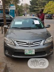 Toyota Corolla 2012 Gray | Cars for sale in Lagos State, Victoria Island