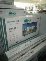43 Hinsense Smart Tv | TV & DVD Equipment for sale in Abuja (FCT) State, Wuse