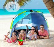Beach Tent Family Size Portable For Relaxation | Camping Gear for sale in Lagos State, Lekki Phase 2