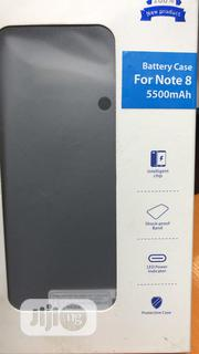 Battery Case For Note 8 | Accessories for Mobile Phones & Tablets for sale in Lagos State, Ikeja