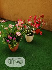 Mini Potted Synthetic Flower For Clothing Stores Decorations | Landscaping & Gardening Services for sale in Lagos State, Ikeja