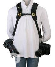 Double Camera Strap | Accessories & Supplies for Electronics for sale in Lagos State, Oshodi-Isolo